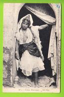 Femme Mauresque . 2 Scans.  Ed ND - Women