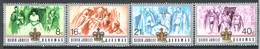 Bahamas 1977 Y.T.400/03 **/MNH VF - Bahamas (1973-...)