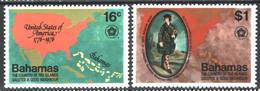 Bahamas 1976 Y.T.376/77 **/MNH VF - Bahamas (1973-...)