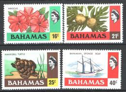 Bahamas 1976 Y.T.392/95 **/MNH VF - Bahamas (1973-...)