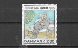 1985 MNH Danmark, Michel 848  Postfris** - Nuevos