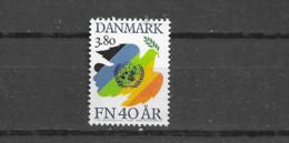 1985 MNH Danmark, Michel 847  Postfris** - Nuevos