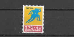 1984 MNH Danmark, Michel 801  Postfris** - Nuevos