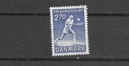 1983 MNH Danmark, Michel 770  Postfris** - Nuevos