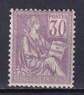 MOUCHON - YVERT N°115  ** MNH - COTE = 315 EUR. - 1900-02 Mouchon