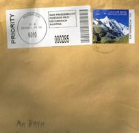 Land Der Bergen Automaat - 2011-... Cartas