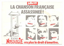 Radio Nostalgie - 1989 - Zonder Classificatie