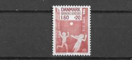 1981 MNH Danmark, Michel 722  Postfris** - Nuevos