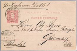 Funchal, 1902, For Gurbersdorf - Funchal