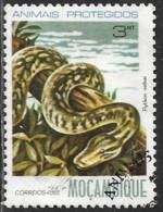 Mocambique – 1981 Endangered Animals 3 Meticais - Mozambique