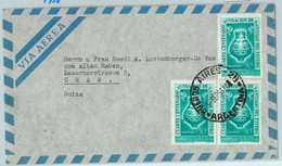 94060  - ARGENTINA - POSTAL HISTORY -  Airmail COVER To SWITZERLAND 1958 - Briefe U. Dokumente