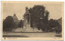 Tournai - Statue Bara - Tournai