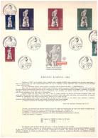 EU28  -  PORTOGALLO 1974   /  BOLLETTINO  FDC 29.4.1974  -  CAT, MICHEL NR.  1231/1233 - 1974