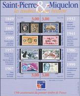 SAINT PIERRE ET MIQUELON 1999 BLOC N° 6 - Neufs