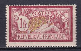 MERSON - YVERT N°121 ** MNH - COTE = 110 EUROS - 1900-27 Merson