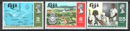 Fiji 1969 Y.T.262/64 **/MNH VF - Fidschi-Inseln (...-1970)