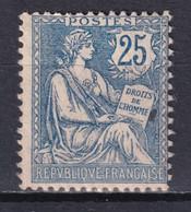 1902 - MOUCHON - YVERT 127 ** MNH GOMME TRES LEGEREMENT ALTEREE - COTE = 500 EUR. - - 1900-02 Mouchon