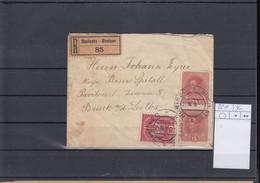 Österreich Michel Kat.Nr.  Brief 221 MiF Reco - Cartas