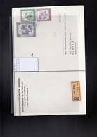 Österreich Michel Kat.Nr. Brief 1478 Lot Briefe MiF - 1981-90 Cartas