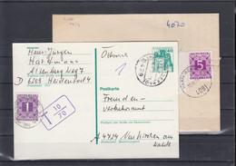 Österreich Michel Kat.Nr. Porto Lot Briefe - Segnatasse