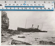 WRECK OF SS BOURNEMOUTH - Paquebote