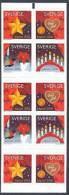 ZWEDEN 2006 Postzegelboekje Kerstzegels Binnenlands Tarief  PF-MNH-NEUF - 1981-..
