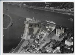 ZZ-2811/ Koblenz  Foto Seltenes Luftbild 1939 18 X 13 Cm - Unclassified