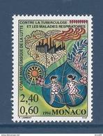 ⭐ Monaco - YT N° 1931 - Neuf Sans Charnière - 1994 ⭐ - Unused Stamps