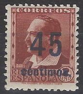 España NE 28 ** Blasco Ibañez. No Expedido. 1938 - 1931-50 Unused Stamps