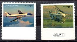 Estados Unidos Serie Nº Yvert 3924/25 ** AVIONES (PLANES) - Nuevos