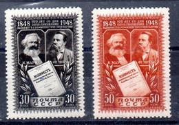 Rusia Serie Nº Yvert 1199/00 ** - Ungebraucht