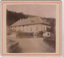 Photo Originale XIXème VAL Et CHATILLON - Alte (vor 1900)