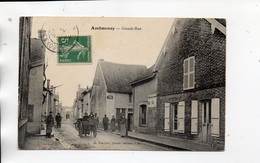 AMBONNAY  GRANDE RUE - Other Municipalities