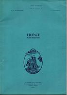 POTHION Jean - ALEXANDRE J.P - ROBINEAU J : FRANCE Poste Maritime - Posta Marittima E Storia Marittima