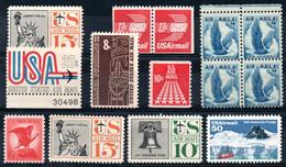 USA - Lot De Poste Aérienne Neufs - 1b. 1918-1940 Nuevos
