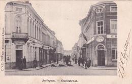 ZOTTEGEM / STATIESTRAAT 1901 - Zottegem