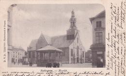 ZOTTEGEM / DE MARKT  1901 - Zottegem
