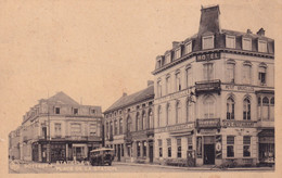 ZOTTEGEM / STATIEPLEIN / HOTEL PETIT BRUXELLES - Zottegem