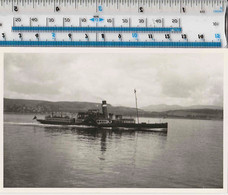 PADDLE STEAMER - PS LUCY ASHTON - Paquebots