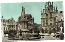 Mechelen - Standbeeld Van Margaretha Van Oostenrijk - Mechelen