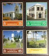 Bermuda 2010 Diaspora Heritage Trail MNH - Bermudas