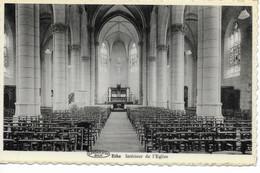 ETHE   Intérieur De L' église. - Virton