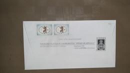LETTERA  SPAGNA CON  FRANCOBOLLO ISOLATO COMMEMORATO- 1999 - 1931-....