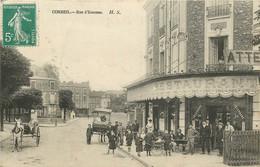 CORBEIL RUE D'ESSONNE LE RESTAURANT - Corbeil Essonnes