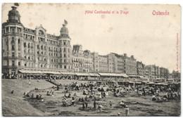 Ostende - Hôtel Continental Et La Plage - Oostende