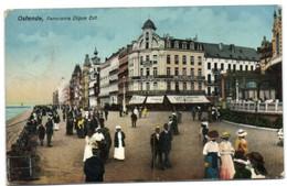 Ostende - Panorama Digue Est (Le Bon - Edit.) - Oostende