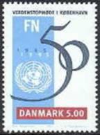 DENEMARKEN 1995 50 Jaar Verenigde Naties PF-MNH-NEUF - Nuevos