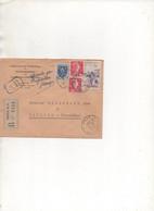 Lot 120: Lettres Recommandée - 1921-1960: Moderne