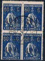 Portugal, 1928/9, # 471 Dent. 15x14, Carimbo De Lisboa, Used - Used Stamps