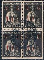 Portugal, 1928/9, # 454 Dent. 15x14, Carimbo Registo De Lisboa, Used - Used Stamps